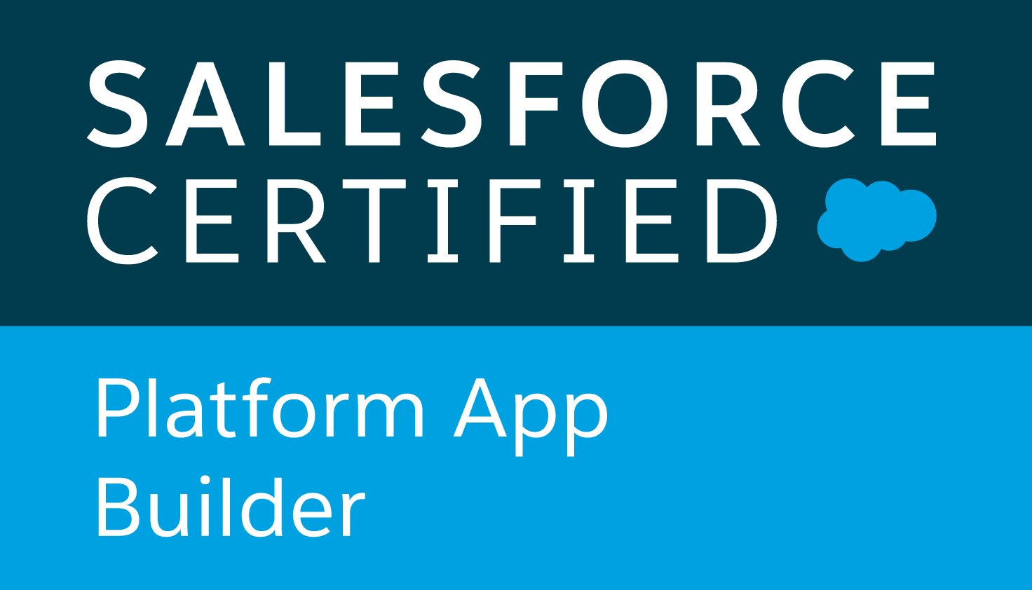 Salesforce Certified Platform App Builder